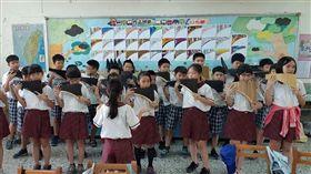 珍奶吸管成「排笛」!學童吹奏懷舊歌謠 感動獨居老人 圖/翻攝自博愛國小排笛團臉書