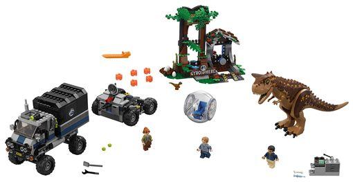 Jurassic Park,侏儸紀公園,侏羅紀世界:殞落國度,樂高,環球影業