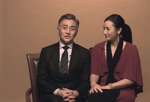 ▲吳岱融和鍾淑慧夫妻,理財有道,坐擁1.9億的房產。(翻攝自YouTube)