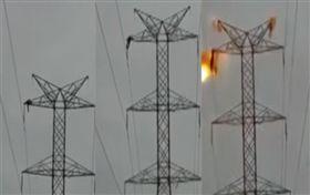 觸電,阿根廷,哥倫比亞,憂鬱症,意外,死亡,高壓電 圖/翻攝自YouTube