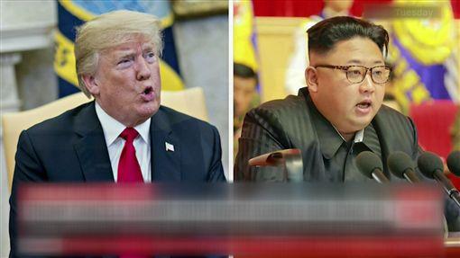 川普,金正恩,川金會,白宮,美國,北韓