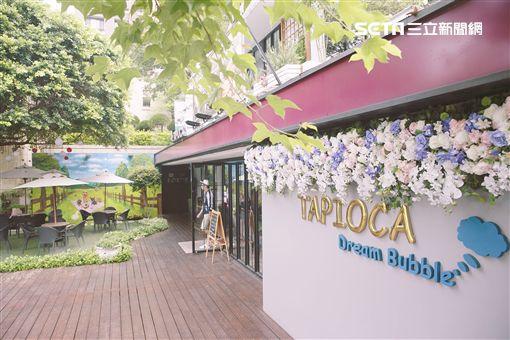 榙比歐卡Tapioca,餐廳,珍珠料理。(圖/榙比歐卡提供)