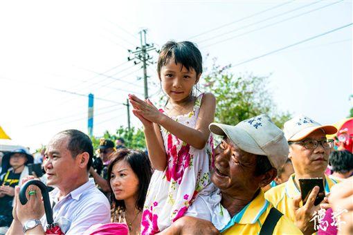 白沙屯媽祖進香