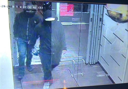 加拿大安大略省的密西沙加(Mississauga)一間印度料理餐廳發生炸彈爆炸意外(圖/翻攝自推特)