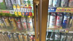 超商,冰箱 圖/翻攝自爆怨公社