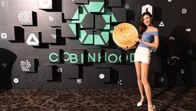 COBINHOOD提供 區塊鏈 創辦人陳泰元