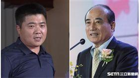 王金平、顏寬恒/資料照、記者林敬旻攝影