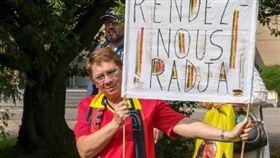 ▲比利時的抗議活動。(圖/翻攝自網路)