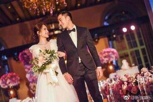 鍾欣潼,阿嬌,醫界王陽明,賴弘國,婚禮,洛杉磯,/翻攝自微博
