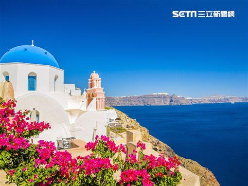 希臘愛琴海是許多人心目中最浪漫地點。(圖/HHtravel鴻鵠逸遊)
