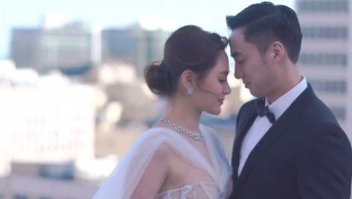 香港女星阿嬌(鍾欣潼)嫁給「醫界王陽明」賴國弘