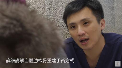 已婚整型名醫顏正安偷吃美女醫師(圖/翻攝YouTube)