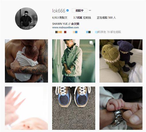 余文樂,Cody,王棠云,父愛,曬娃魔人,余初見/余文樂IG