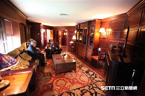 丹佛布朗皇宮, Brown Palace Hotel。(圖/記者簡佑庭攝)