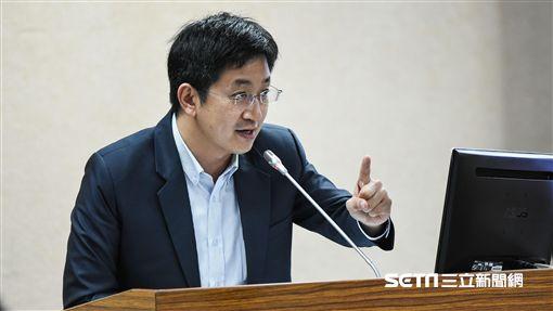 16:9民進黨立委蔡適應。 圖/記者林敬旻攝