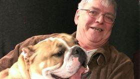 64歲發明家米勒(Gregg Miller)打造動物假睪丸(Neuticles)致富。(圖/翻攝臉書)