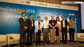 葉立斌攝 台灣微軟 AI DevDays 2018