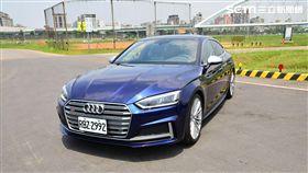 Audi S5 Sportback。(圖/鍾釗榛攝影)
