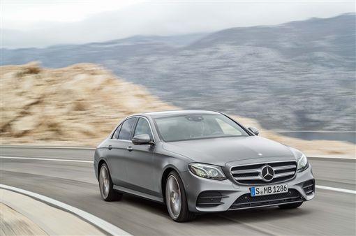 Mercedes-Benz E-Class。(圖/Mercedes-Benz提供)