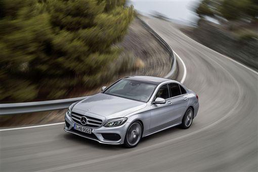 Mercedes-Benz C-Class。(圖/Mercedes-Benz提供)