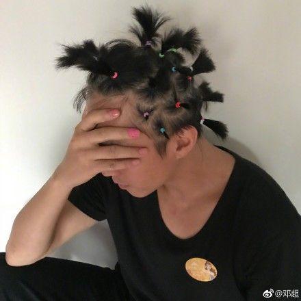 孫儷、鄧超。(翻攝/微博)