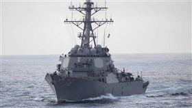 希金斯號驅逐艦(USS Higgins)(圖/翻攝自USS HIGGINS (DDG 76)臉書)