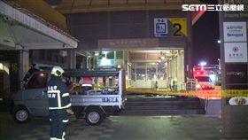 松山機場捷運意外 女遭水泥閘門砸死