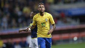 世界盃巴西23人名單出爐,內馬爾領銜。 (圖/達志提供)