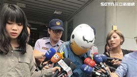 廖男殺害17直播主邱女,警方訊後依殺人罪移送法辦(楊忠翰攝)