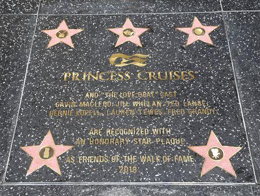 公主郵輪,愛之船,好萊塢,星光大道,美國影集,頂級遊輪(0529業配公主郵輪)