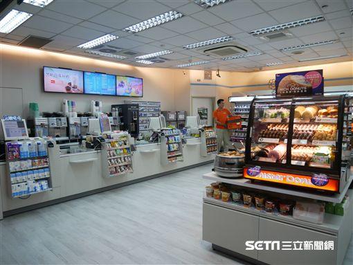 7-ELEVEN,統一超商,K.Seren,美妝店。(圖/記者馮珮汶攝)