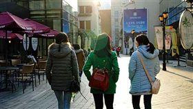 大陸妹、大陸女性、大陸街景、中國/Pixabay