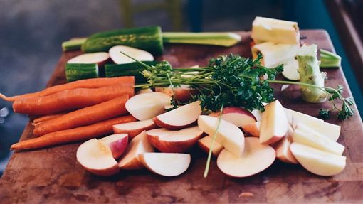 蔬果、蔬菜、素食 示意圖/Pixabay