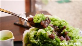 大藏餅,蕨餅,名古屋,美食。(圖/記者馮珮汶攝)