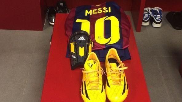 阿根廷公布球星球衣背號 隊長梅西當然選10號   運動