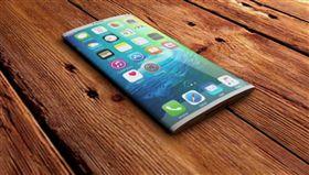 蘋果,iPhone X,無邊框OLED,螢幕,iPhone,邊框,觸感 圖/鳳凰科技