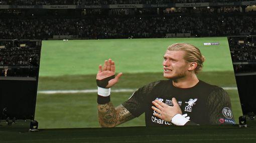 利物浦門將痛哭自責,教頭:我很同情他。(圖/達志影像)