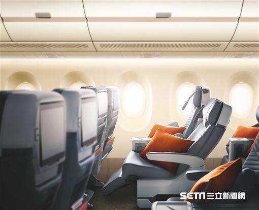 新加坡航空,新航。(圖/新航提供)