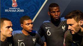 FIFA 18。(圖。翻攝自EA SPORTS IG)