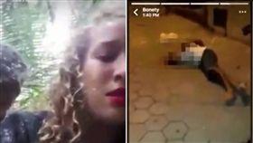 巴西一名少年把女友與他的性愛影片po上網,不料被女方的父親發現,少年慘被女友爸爸槍決身亡。不少網友看到後紛紛認為太殘忍,直喊「千萬別惹到岳父啊!」 (圖/翻攝自網路)