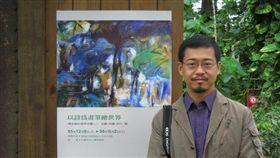 眼科醫師作家陳克華失言(圖/翻攝自陳克華臉書)