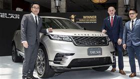 (業配/車訊網)EW Range Rover Velar 優雅登場