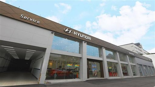 南陽實業,現代汽車,蔡維力,圖/Hyundai Taiwan臉書