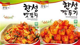 韓國泡菜登台 韓國展吃的到傳統風味 泡菜,漢盛泡菜,金順子,泡菜阿嬤,好市多,遠百,韓國展 廠商提供