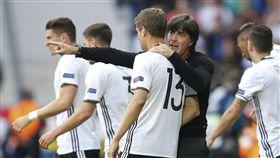 世界盃德國拚衛冕紀錄,F組暗潮洶湧有看頭。(圖/美聯社/達志影像)
