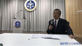 司法院秘書長呂太郎。潘千詩攝影