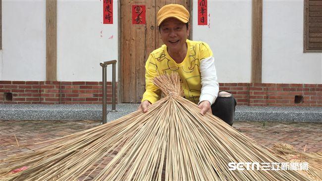 又見台灣之光 賓士草編出三萬元枕頭