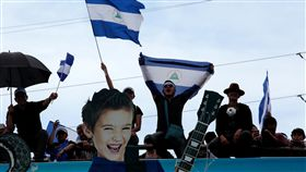 台灣友邦「尼加拉瓜」動亂近百死 總統陷四面楚歌仍拒下台 圖/路透社/達志影像