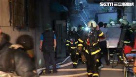 北市太原路民宅火警 2住戶1移工人救出命危