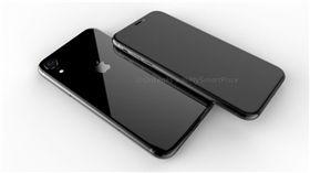 iPhone X 平價版 爆料達人onleak 翻攝推特